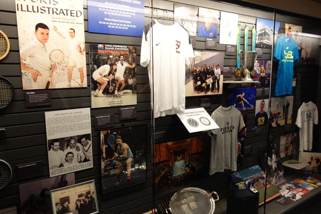 MA Squash Exhibit